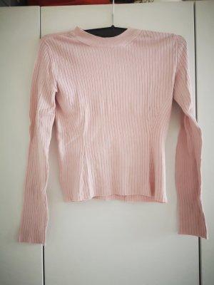 Rippstrick Pullover von H&M Gr.S rosa