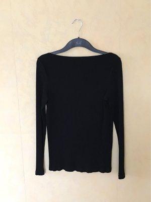 Rippstrick Top / Sweatshirt / Pullover