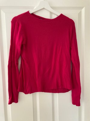 Colloseum Knitted Top raspberry-red-neon red