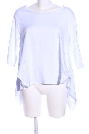RIQUAI Oversized Shirt weiß Casual-Look