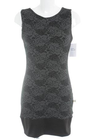 Risskio Bleistiftkleid schwarz-grau Party-Look