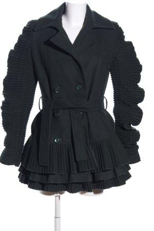 Risskio Kurzmantel schwarz Elegant
