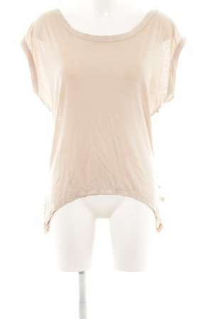 Risskio T-Shirt nude Casual-Look