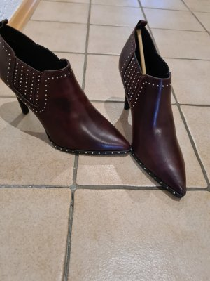 Star Collection Stivaletto slip-on bordeaux