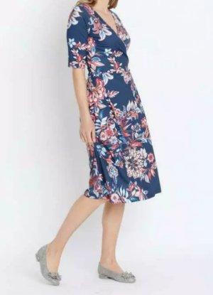 Rita Pfeffinger HSE24 Kleid geblümt 36/38 neu