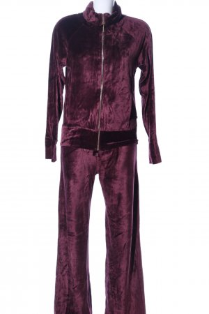 rituals..home Jersey Twin Set rot Casual-Look