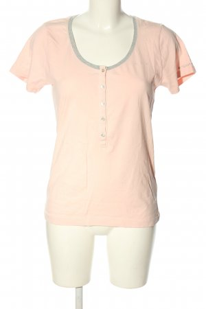 rituals T-shirt rose chair style décontracté