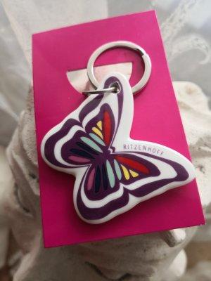 Ritzenhoff Schlüssel Anhänger Schmetterling Tasarimüssü