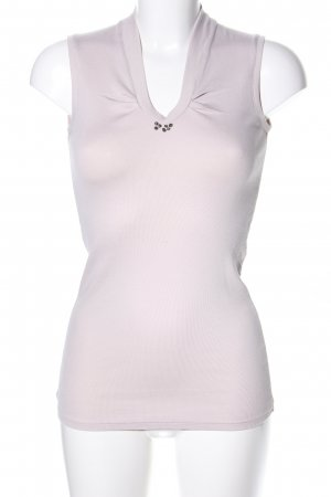 Rivamonti Knitted Top pink business style