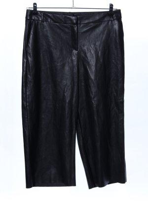 River Island 7/8-broek zwart casual uitstraling