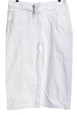 River Island Jeans a 7/8 bianco stile casual