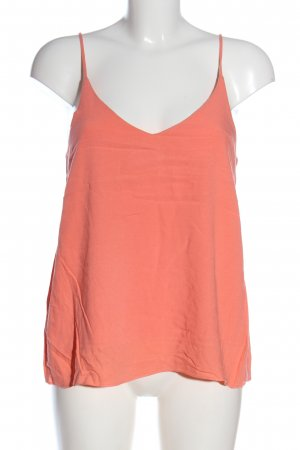 River Island Blouse topje licht Oranje casual uitstraling