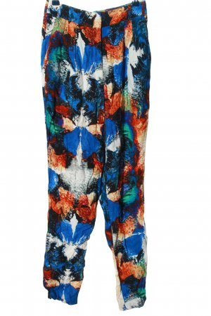 River Island Baggy Pants abstract pattern casual look