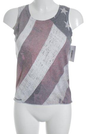 River Island Basic topje prints met een thema straat-mode uitstraling