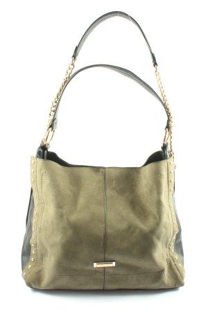 River Island Pouch Bag khaki business style