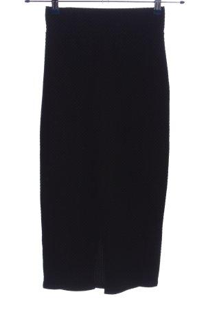 River Island Pencil Skirt black casual look