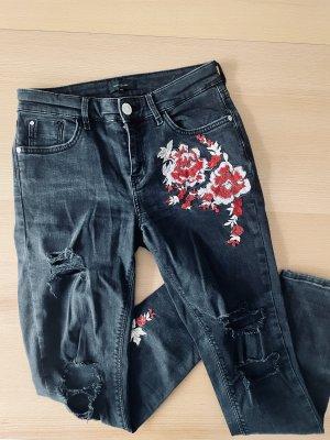 River Island Skinny Jeans multicolored
