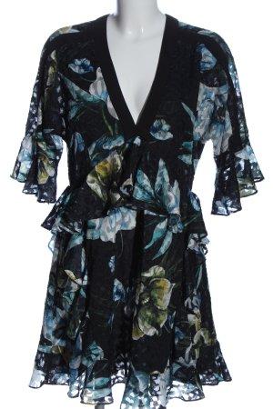 River Island Robe chemisier imprimé allover style décontracté
