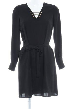 River Island Blusenkleid schwarz Elegant