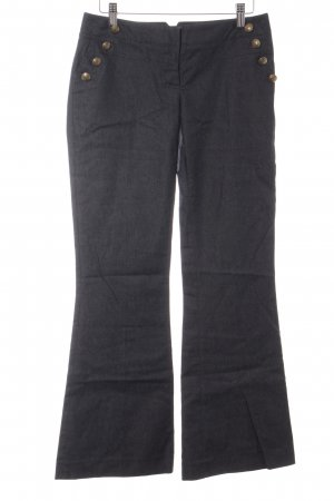 River Island Boot Cut Jeans dunkelblau Casual-Look