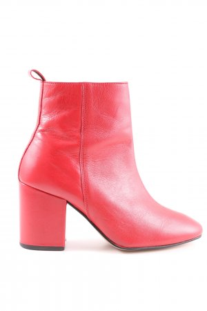 River Island Booties rot Business-Look