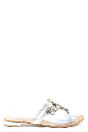 River Island Sandalias Dianette color plata elegante