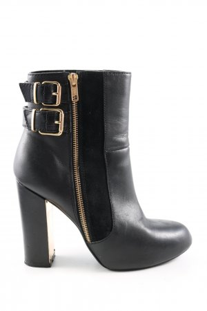 River Island High Heel Stiefel rot Casual-Look