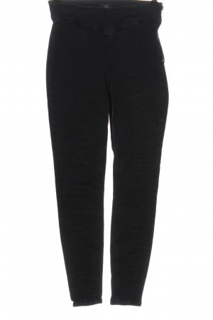 River Island High Waist Jeans black casual look