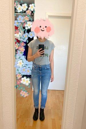 River Island Slim Jeans azure