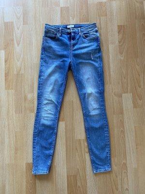 River Island High Waist Slim Jeans