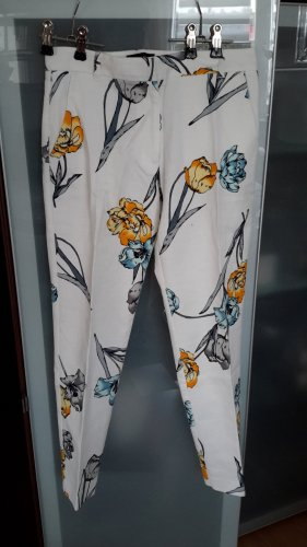 River Island Pantalone chino multicolore