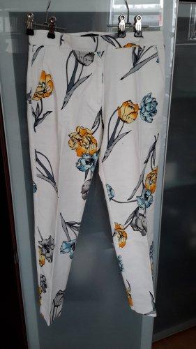River Island Pantalon chinos multicolore