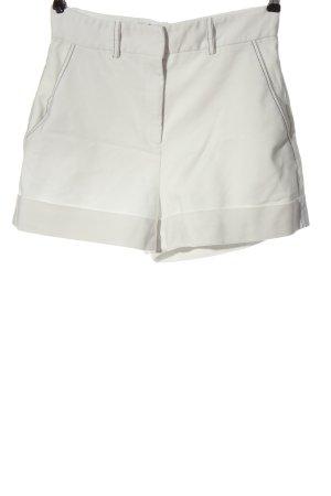 River Island Pantalón corto blanco look casual