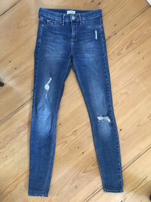 River Island Jeans Molly 8 / 34 mit Löchern