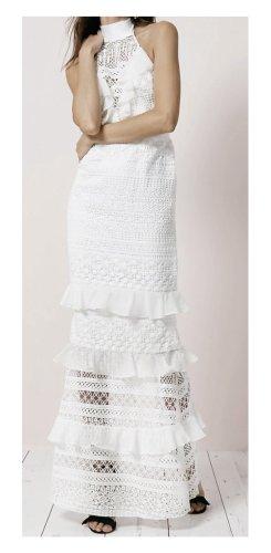 River Island Robe de mariée blanc