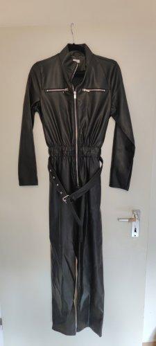 River Island Langer Jumpsuit black