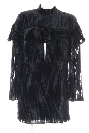 River Island Langarmkleid schwarz Party-Look