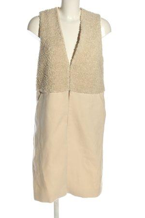 River Island Robe manteau crème style décontracté