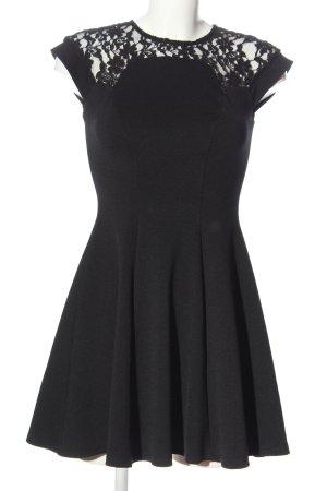 River Island Minikleid schwarz Elegant