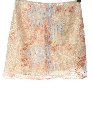 River Island Mini-jupe imprimé allover style festif