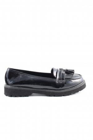 River Island Mocasines negro look casual