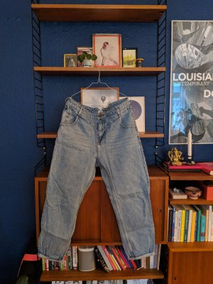 River Island Mom Jeans