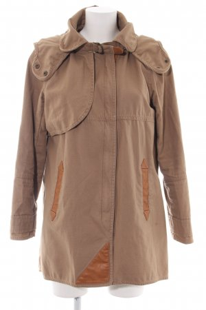 River Island Parka marrone stile casual