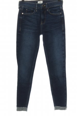 River Island Tube Jeans blue casual look