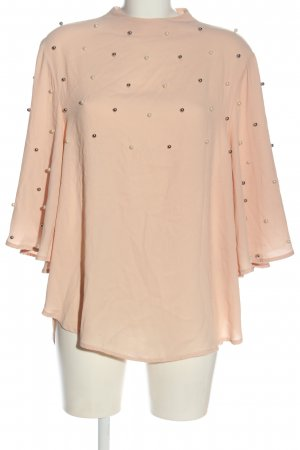 River Island Schlupf-Bluse nude Casual-Look