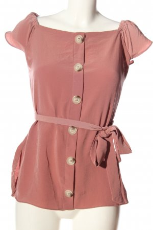 River Island Schlupf-Bluse rot Casual-Look