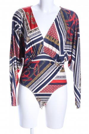 River Island Shirtbody Allover-Druck Casual-Look