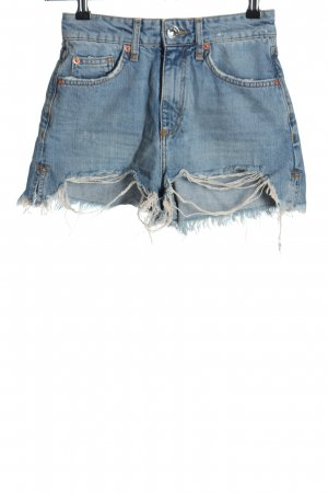 River Island Shorts blue casual look