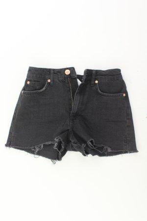 River Island Shorts Größe 32 schwarz aus Baumwolle