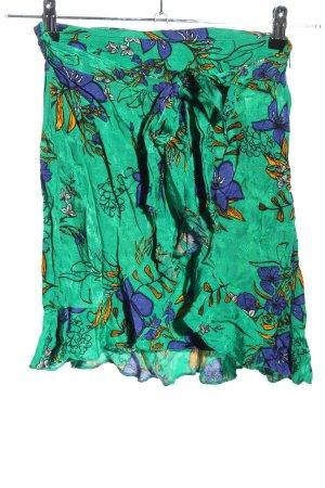 River Island Skaterska spódnica Wzór w kwiaty W stylu casual
